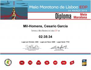 23ª Meia Maratona EDP de Lisboa
